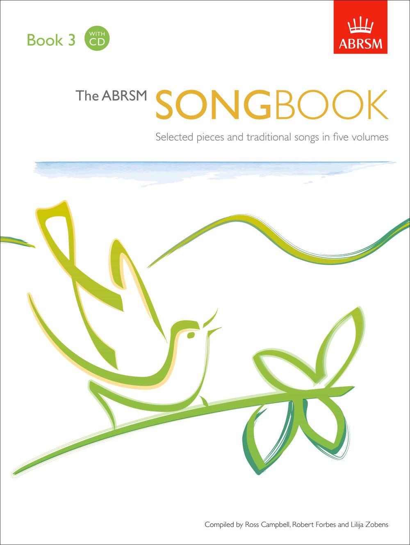 The ABRSM Songbook  Book 3: Vocal: Vocal Album