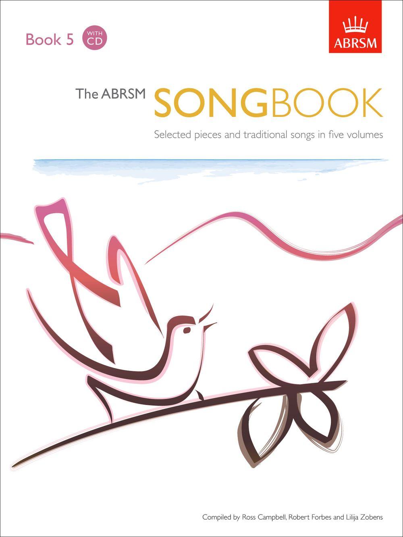 The ABRSM Songbook  Book 5: Vocal: Vocal Album