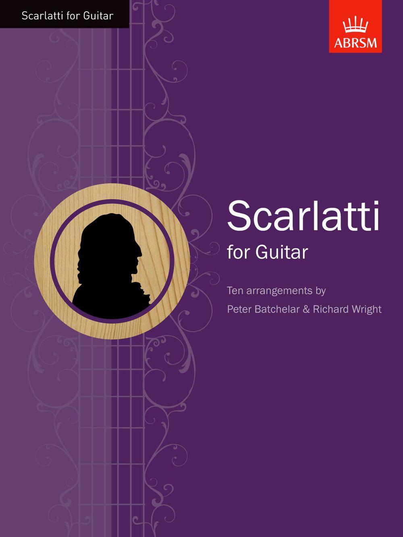 Domenico Scarlatti: Scarlatti For Guitar: Guitar: Instrumental Album