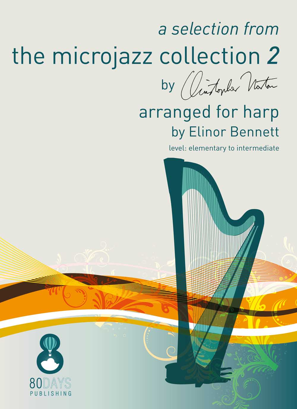 Christopher Norton: A Selection From The Microjazz Collection 2: Harp: