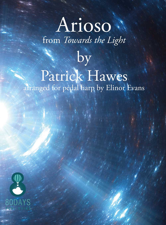 Patrick Hawes: Arioso For Pedal Harp: Harp: Instrumental Work