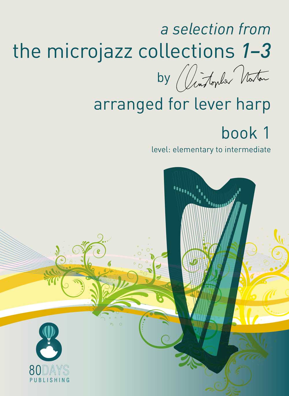 Christopher Norton: A Selection From The Microjazz Collections 1-3: Harp: