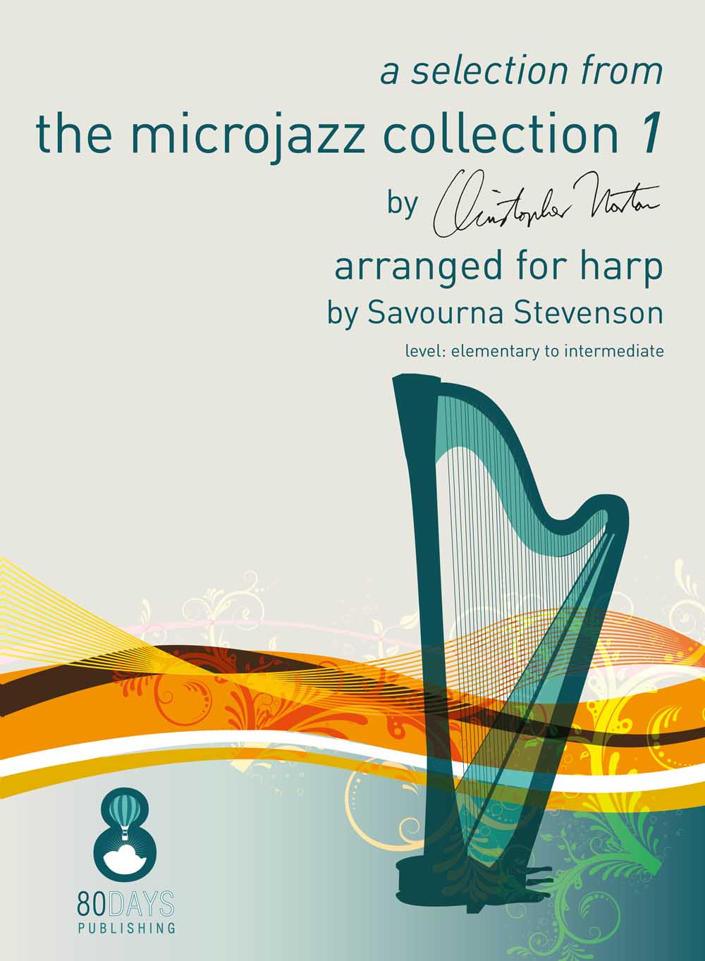 Christopher Norton: A Selection From The Microjazz Collection 1: Harp: