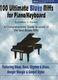 100 Ultimate Blues Riffs: Piano: Instrumental Tutor