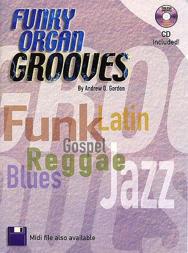 Funky Organ Grooves: Organ: Instrumental Tutor