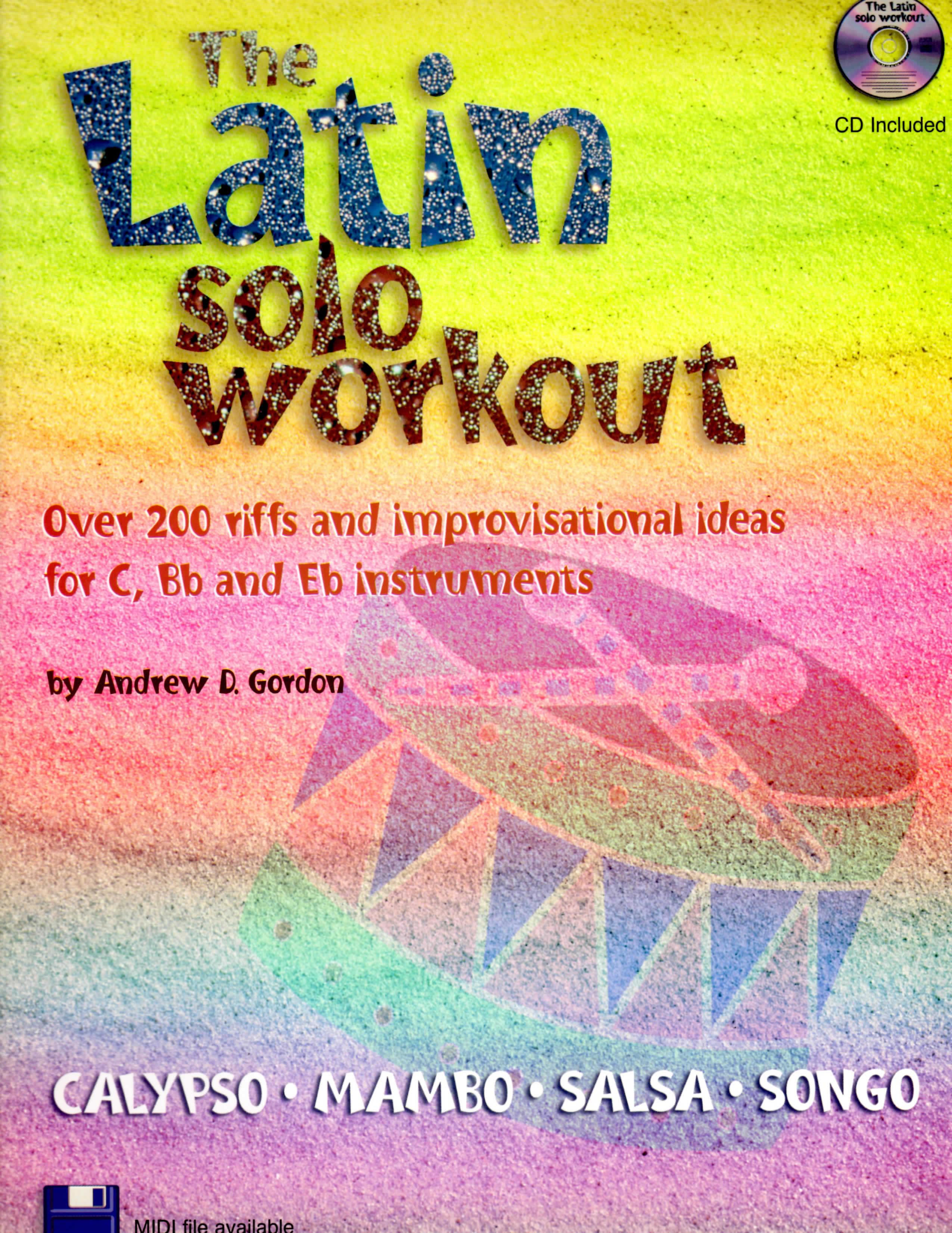 Latin Solo Workout: Instrumental Work