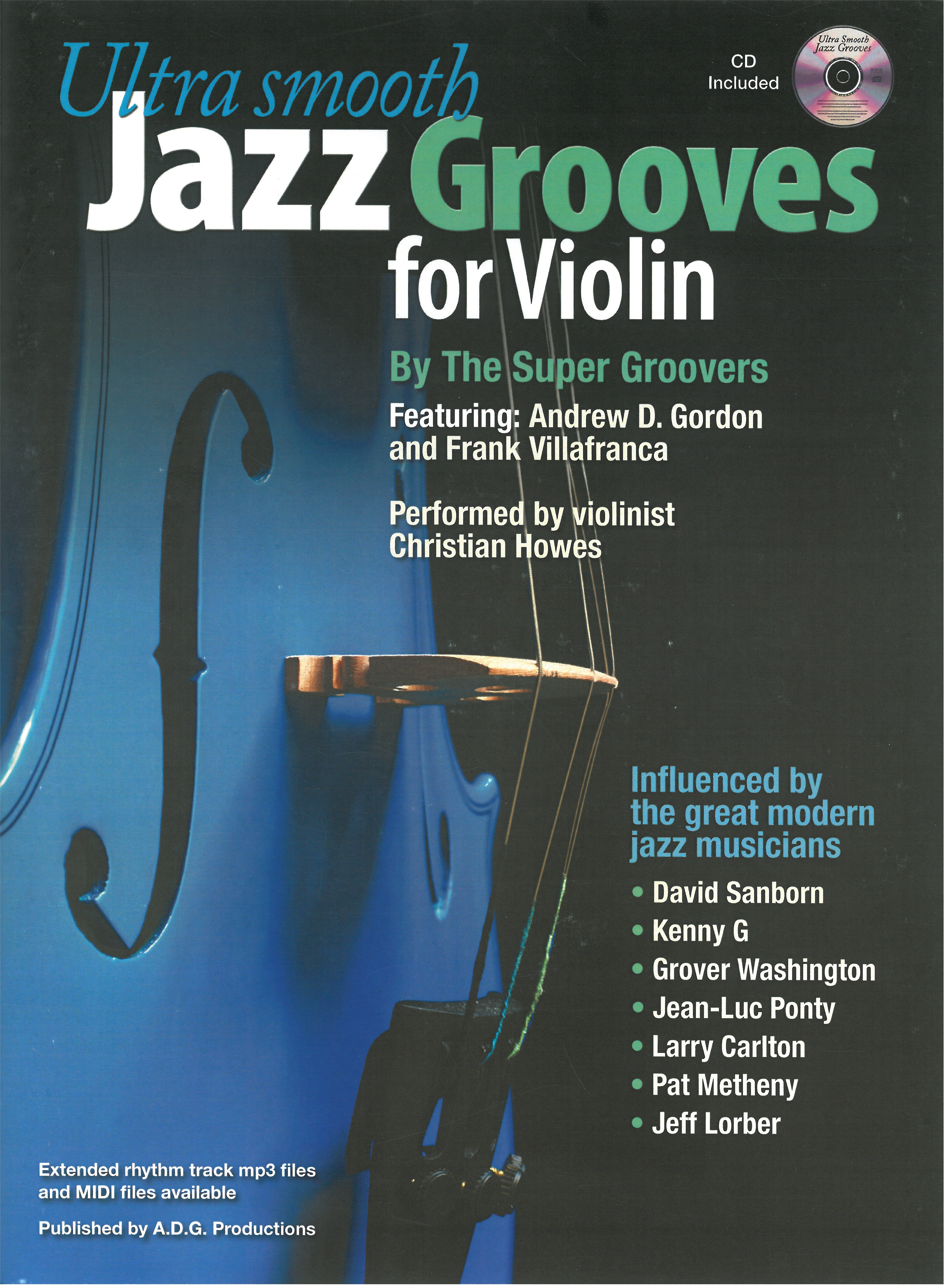 Ultra Smooth Jazz Grooves: Violin: Instrumental Album