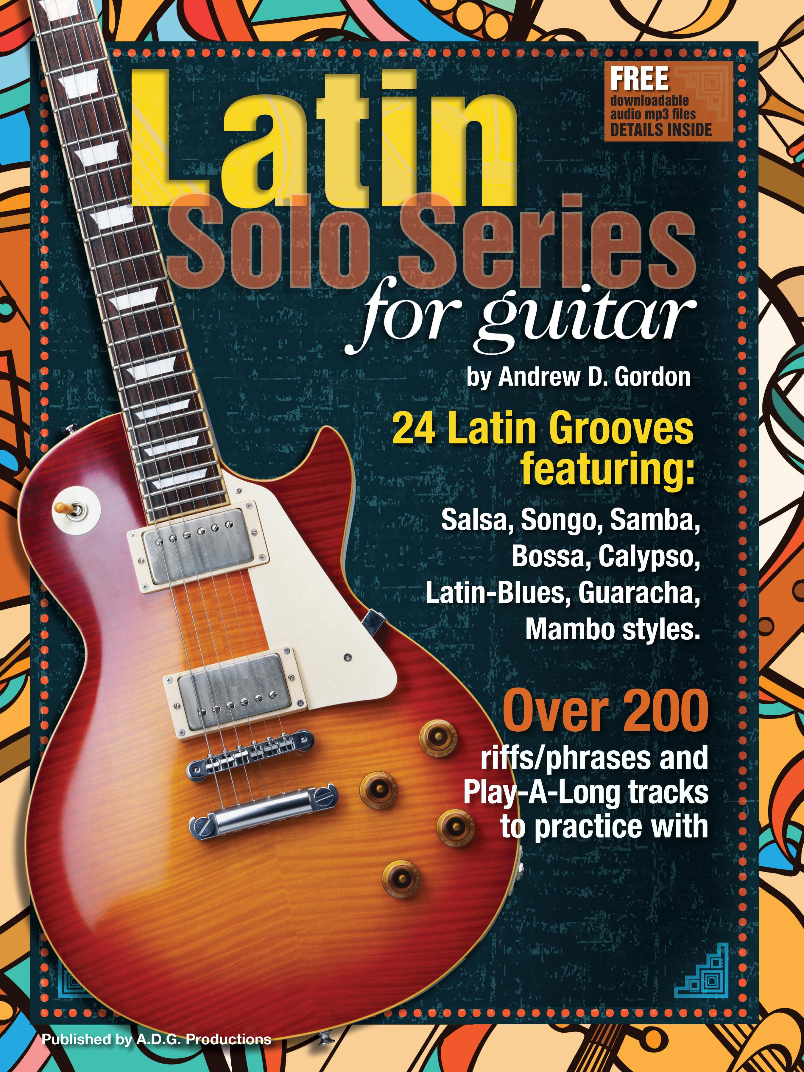 Latin Solo Series for Guitar: Guitar: Instrumental Album