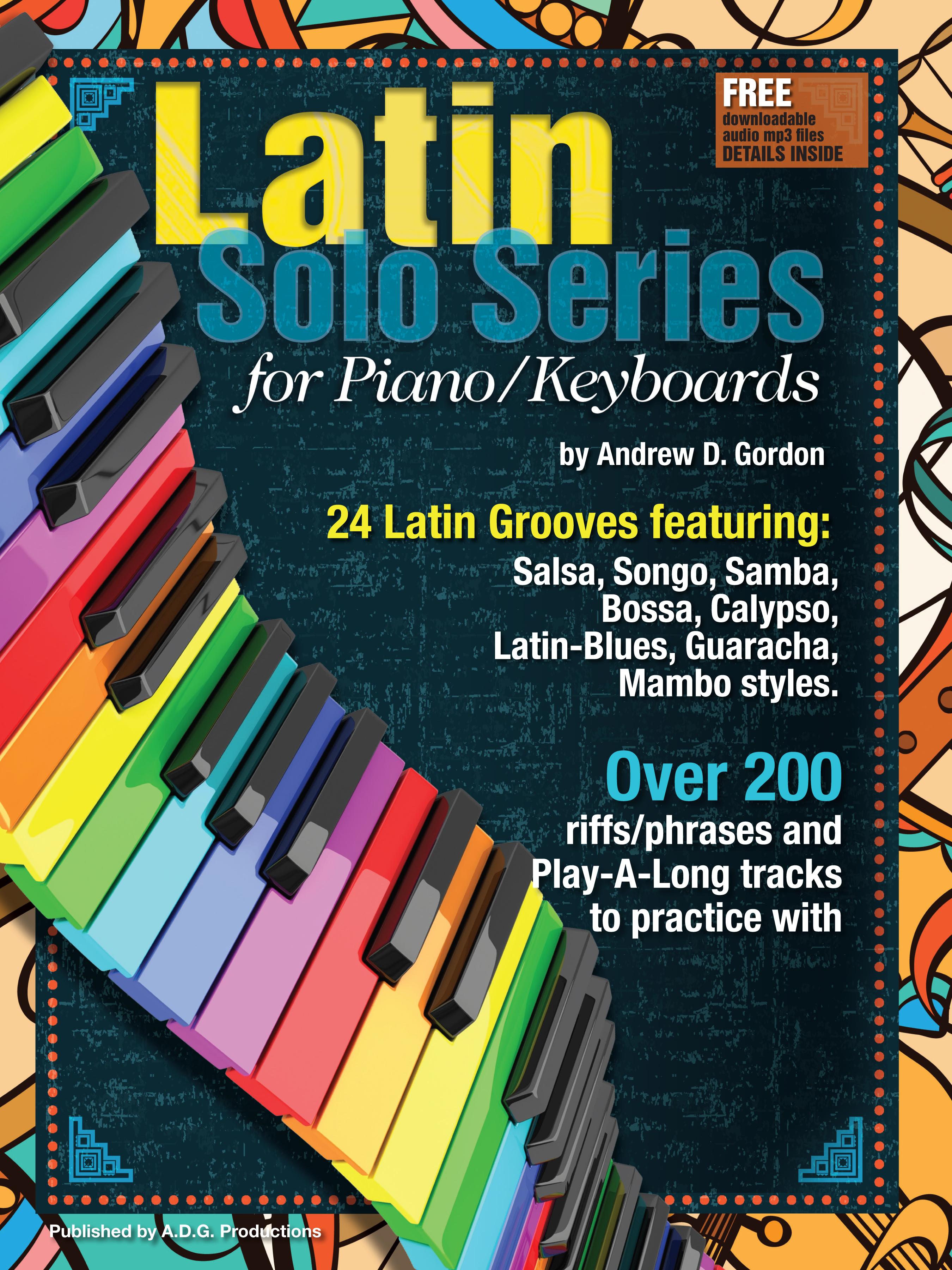 Latin Solo Series for Piano/Keyboards: Piano: Instrumental Album