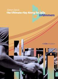 The Ultimate Play Along for Jazz Drummers: Drum Kit: Instrumental Work