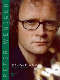 Peter Weniger: The Breed is Funk': B-Flat Instrument: Backing Tracks