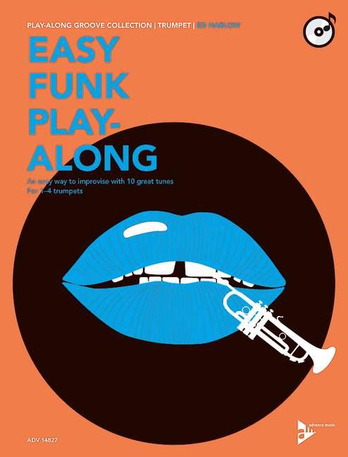 Ed Harlow: Easy Funk Play-Along: Trumpet: Instrumental Work