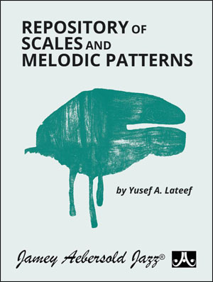 Jamey Aebersold: Repository Of Scales & Melodic Patterns: Treble Clef