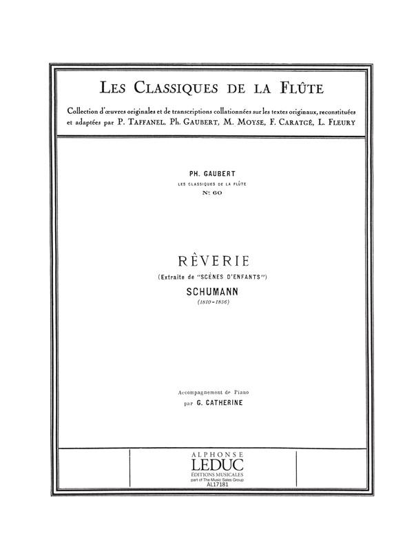 Robert Schumann: Schumann: Rêverie (extr.