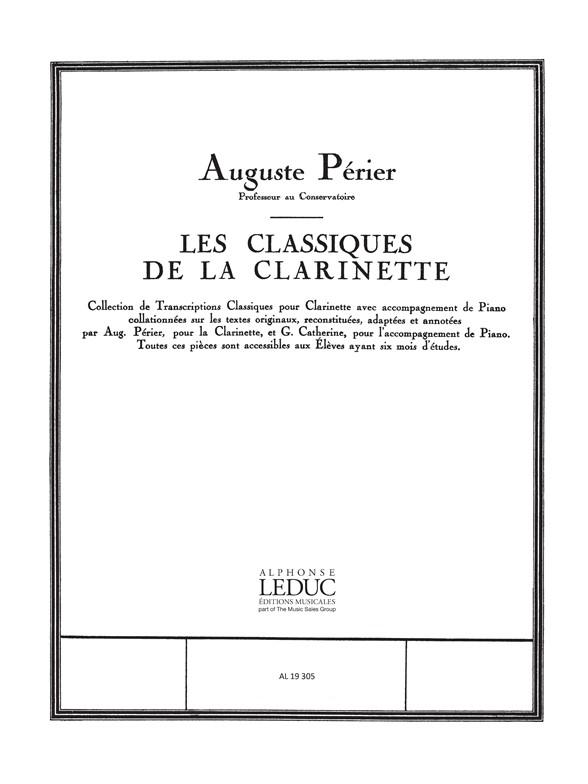 Robert Schumann: Robert Alexander Schumann: LAuberge Op.82  No.6: Clarinet: