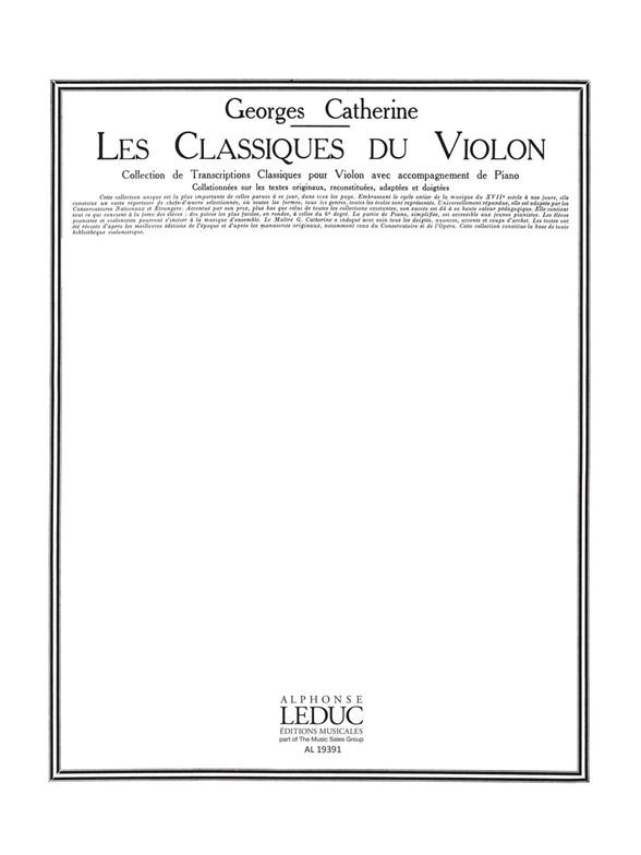 Robert Schumann: Robert Alexander Schumann: Rondoletto: Violin: Score