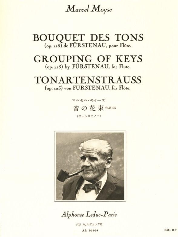 Marcel Moyse: Bouquet des tons op 125 pour flûte: Flute: Study