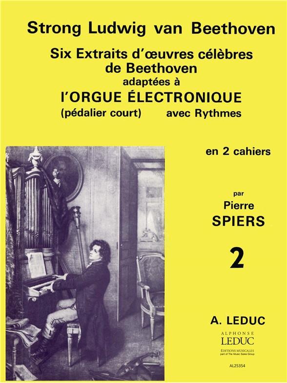 Ludwig van Beethoven: Beethoven Ludwig Van Volume 2: Organ: Instrumental Work