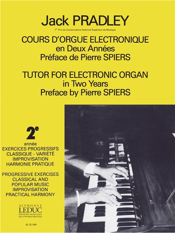 Cours Dorgue Electronique Book 2: Electronic Organ