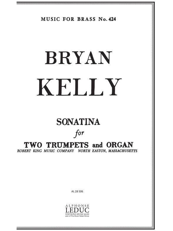 Kelly: Sonatina: Trumpet Duet: Instrumental Work