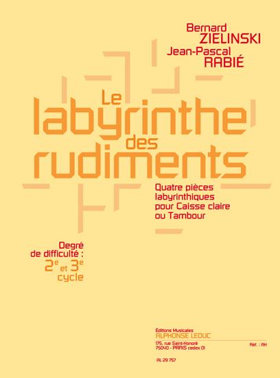 Rabie: Le labyrinthe des rudiments: Snare Drum
