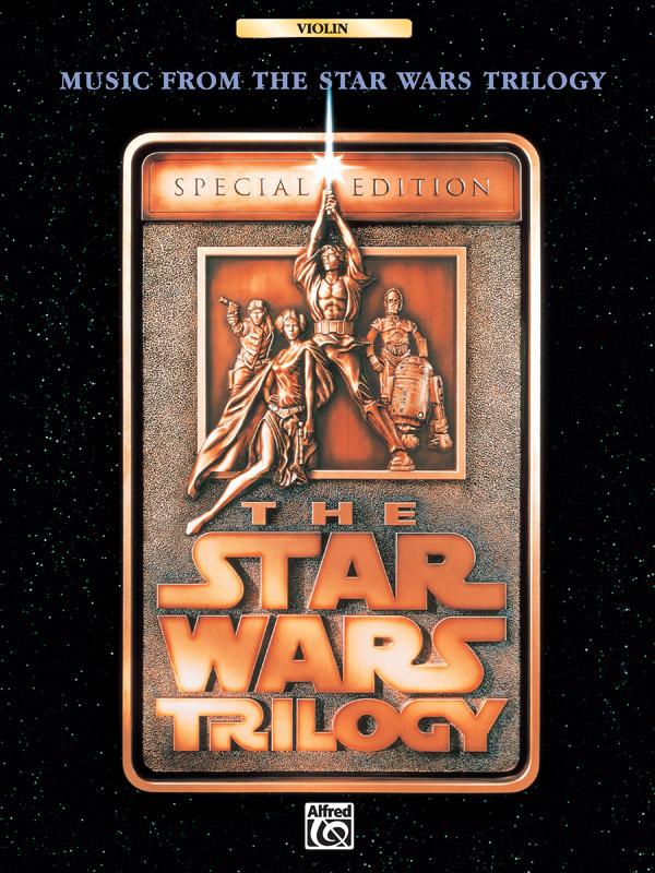 John Williams: The Star Wars Trilogy: Violin: Instrumental Album