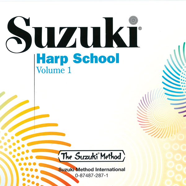 Suzuki Harp School CD Volume 1: Harp