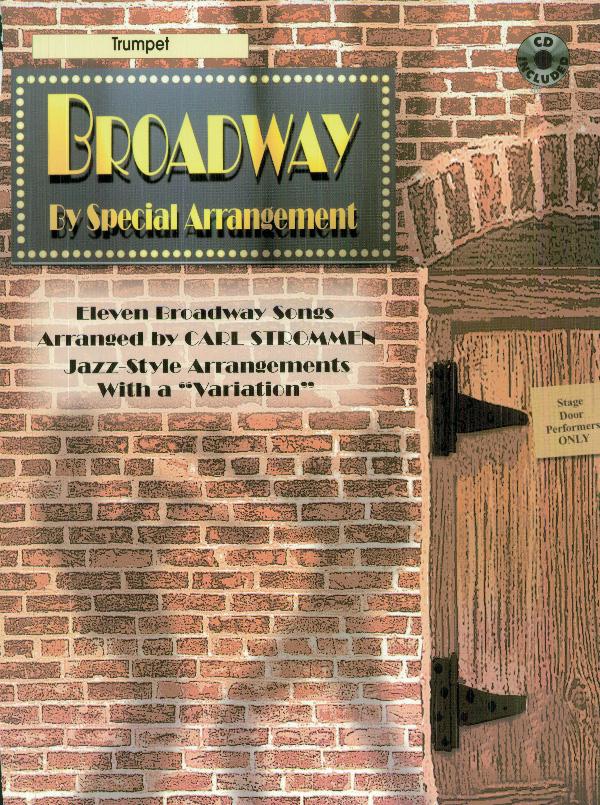 Broadway by Special Arrangement - Trumpet: Trumpet: Instrumental Album