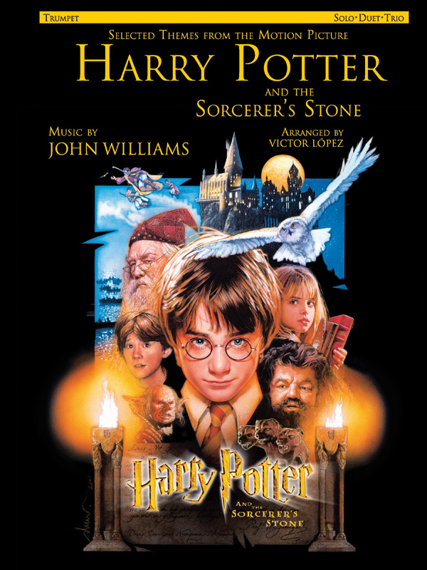 John Williams: Harry Potter and the Sorcerer's Stone: Trumpet: Instrumental
