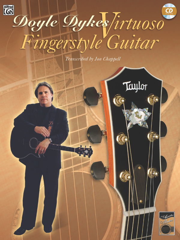 Virtuoso Fingerstyle: Guitar: Artist Songbook