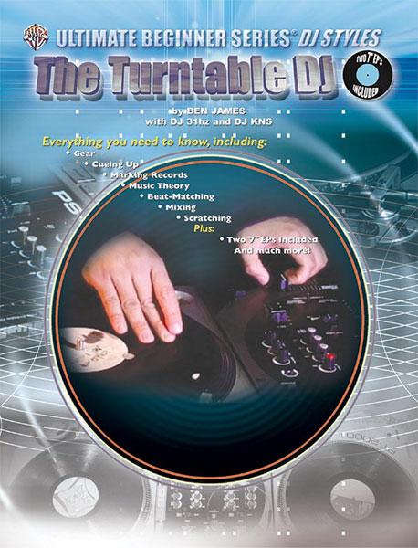 Ben James DJ KNS: Ultimate Beginner Series DJ Styles Series:: Instrumental Tutor