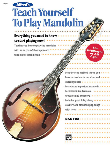 Dan Fox: Teach Yourself To Play: Mandolin: Instrumental Tutor