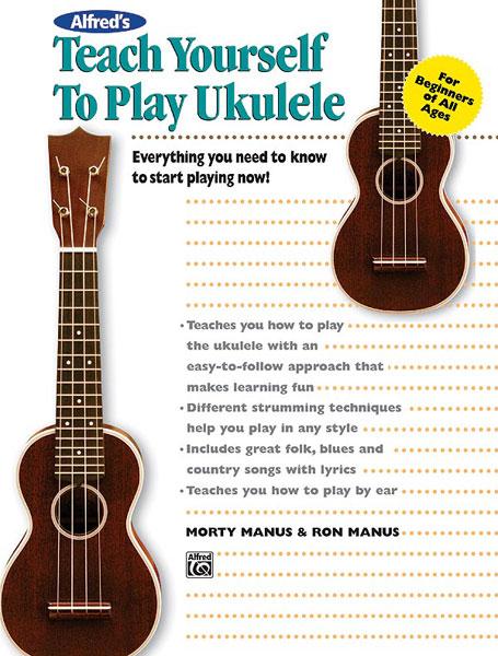 Ron Manus: Teach Yourself To Play Ukulele: Ukulele: Instrumental Tutor