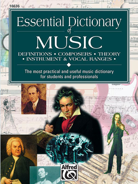 L.C. Harnsberger: Essential Dictionary of Music: Reference