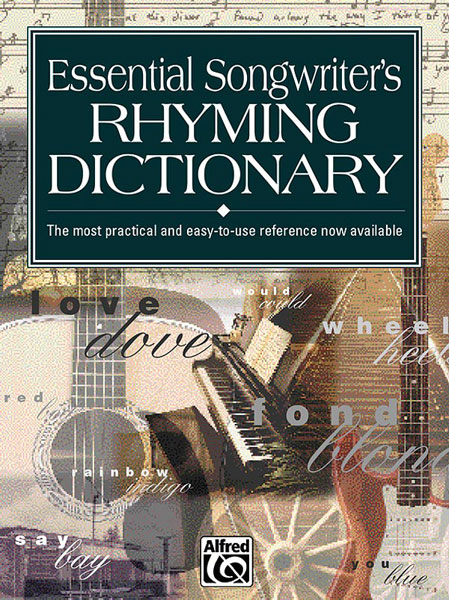 Kevin Mitchell: Essential Songwriter's Rhyming Dictionary: Reference