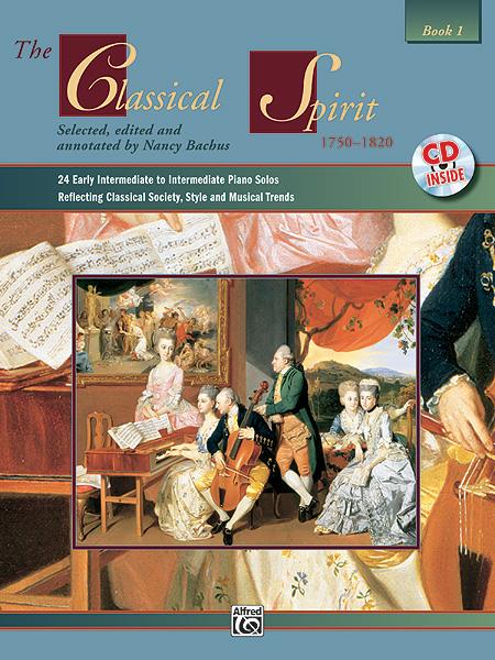 The Classical Spirit Book 1: Piano: Instrumental Album