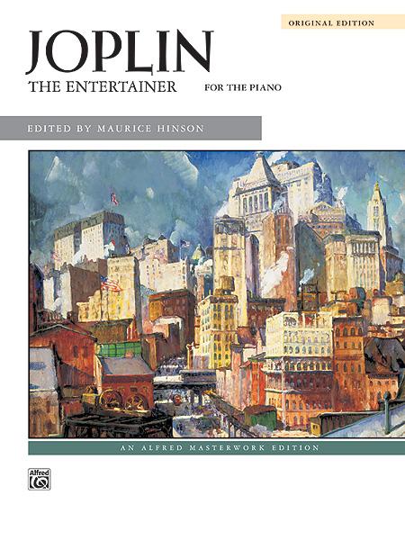 Scott Joplin: The Entertainer: Piano: Instrumental Work