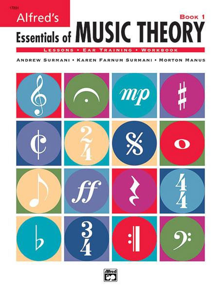 Andrew Surmani Karen Farnum Surmani: Alfred's Essentials of Music Theory: Book