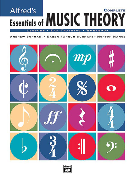 Andrew Surmani Karen Farnum Surmani: Alfred's Essentials of Music Theory: