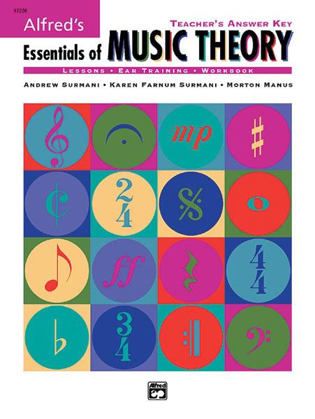 Andrew Surmani Karen Farnum Surmani: Essentials of Music Theory: Teacher's