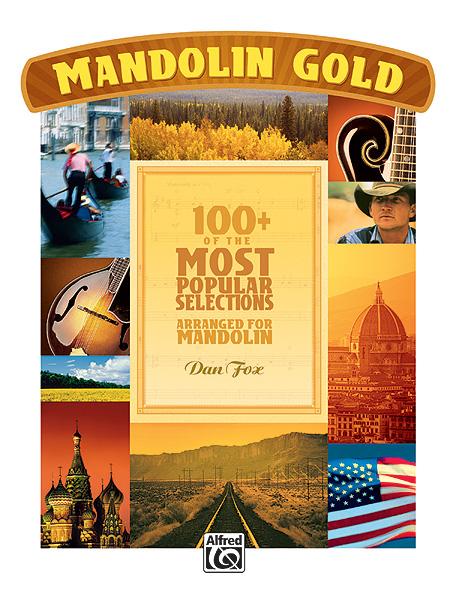 Dan Fox: Mandolin Gold: Mandolin: Instrumental Album