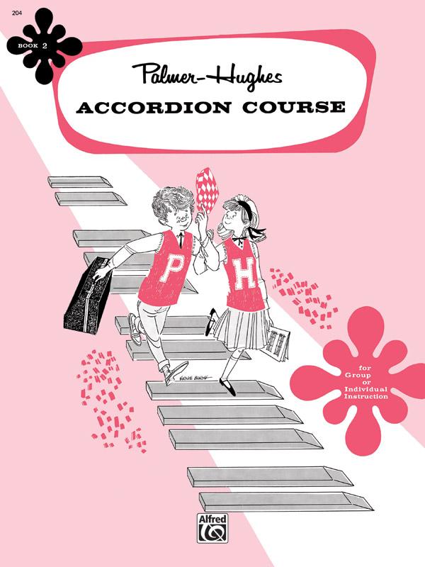 Palmer-Hughes: Accordion Course Book 2: Accordion: Instrumental Tutor