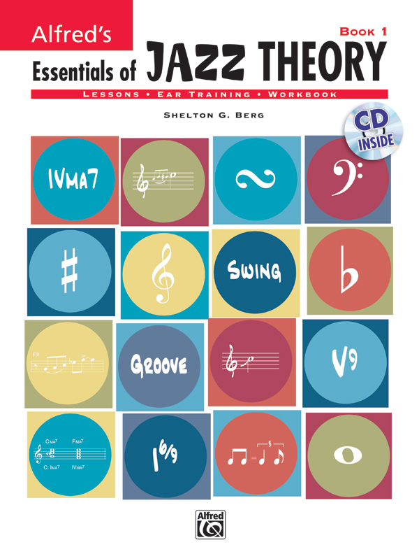 Shelly Berg: Alfred's Essentials of Jazz Theory  Book 1: Instrumental Tutor