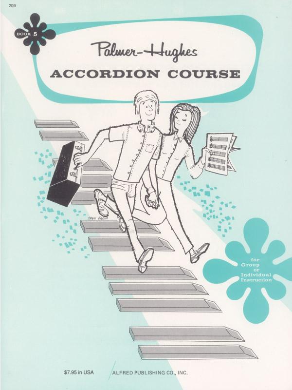 Palmer-Hughes: Accordion Course Book 5: Accordion: Instrumental Tutor