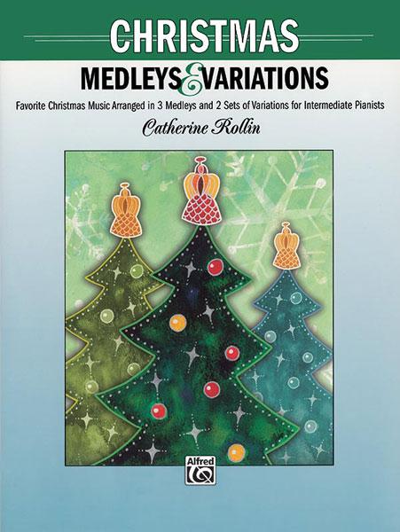 Christmas Medleys & Variations: Piano: Instrumental Album