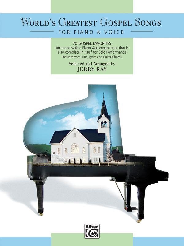 World's Greatest Gospel Songs: Piano: Vocal Album