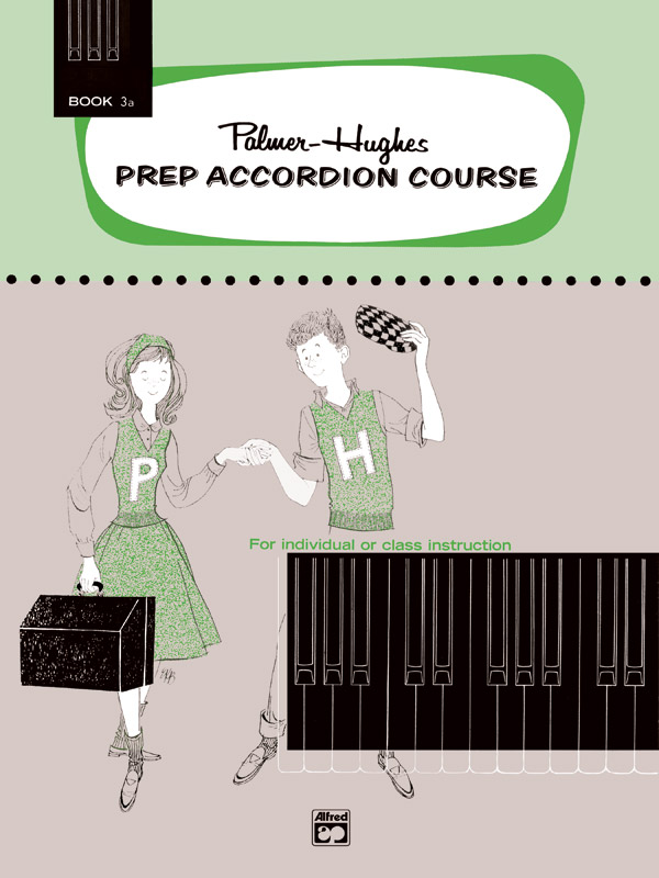 Palmer-Hughes: Prep Accordion Course Book 3A: Accordion: Instrumental Tutor