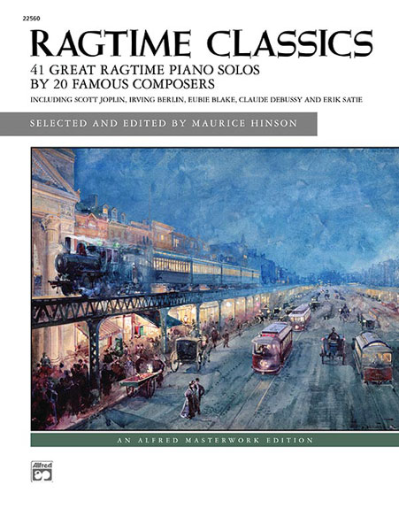 Ragtime Classics: Piano: Instrumental Album