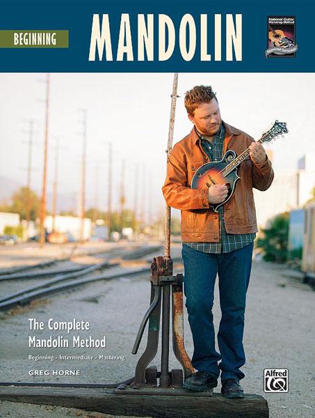Greg Horne: Beginning Mandolin: Mandolin: Instrumental Tutor