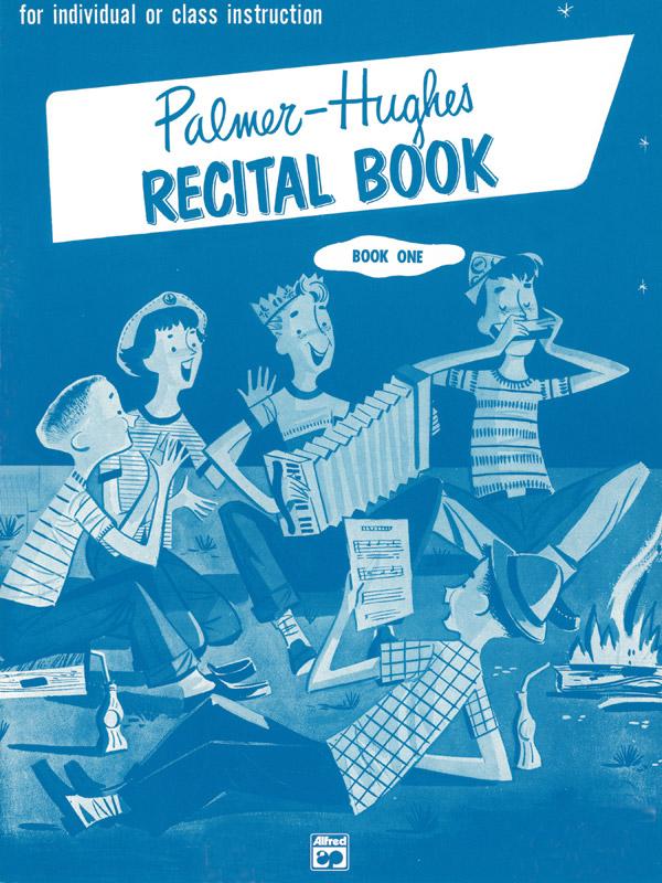 Palmer-Hughes: Recital Book 1: Accordion: Instrumental Album